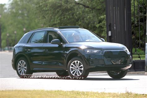 New Audi 2018 Q5 by 2018 Audi Q5 Spied Blacked Out Quattroworld