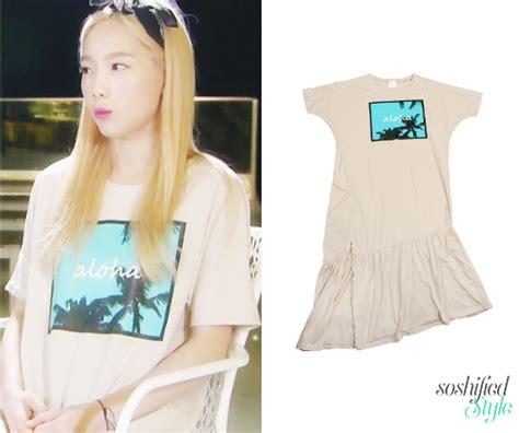 Blouse Taeyeon soshified styling yuri