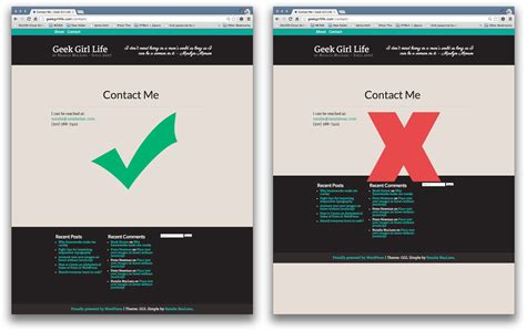 css layout sticky footer responsive sticky footer woes and fixes geek girl life
