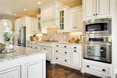 quartz countertops with off white cabinets off white kitchen cabinets with quartz countertops