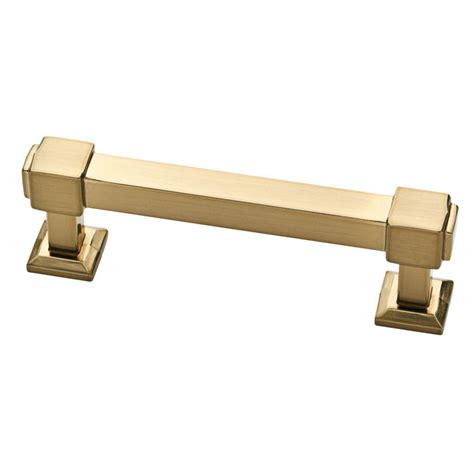 liberty bronze cabinet pulls liberty classic square 3 in 76mm chagne bronze
