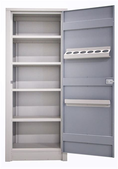 Industrial Metal Storage Cabinets by Object Moved