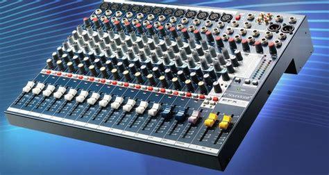 Mixer Soundcraft Efx 16 New Original newest soundcraft mixing consoles sport lexicon processors