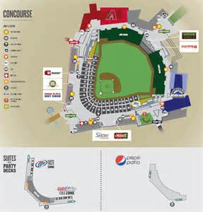 colorado rockies seat map salt river fields at talking stick salt river fields