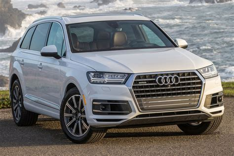 audi truck 2017 2017 audi q7 3 0t prestige quattro market value what s