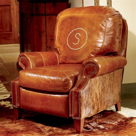 personalized recliner furniture fancy