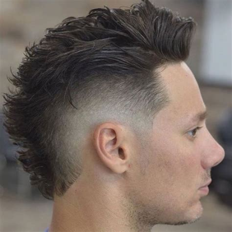 Faux Hawk Fohawk Hairstyles Pictures Gallery How To | faux hawk fohawk hairstyles pictures gallery how to faux