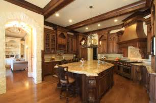 Tuscan Chandelier 27 Traditional Kitchen Designs Kitchen Designs
