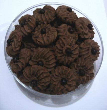 Tips Membuat Kue Kering Coklat | resep kue kering coklat dan cara buatnya resep cara