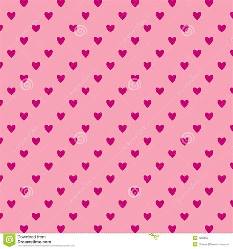 pink heart pattern background pink hearts pattern royalty free stock images image 7280159