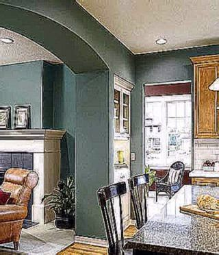 Crisp And Clean Tealy Green Brilliant Interior Paint   interior paint color combinations pictures free coloring