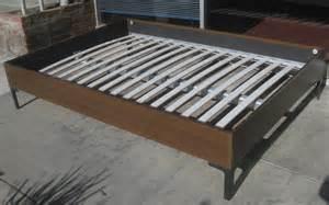 Ikea Platform Bed Uhuru Furniture Collectibles Sold Ikea Platform Bed 100