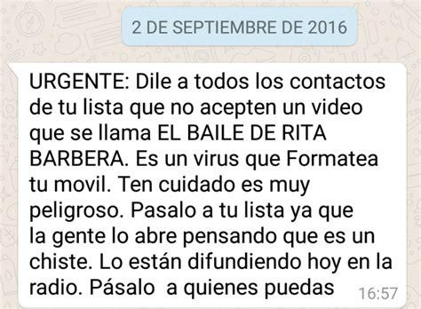 cadenas atrevidos para whatsapp una cadena de whatsapp alerta de un virus en un v 237 deo