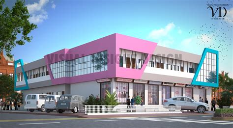 building design 7520 sq ft stunning commercial building design by visual