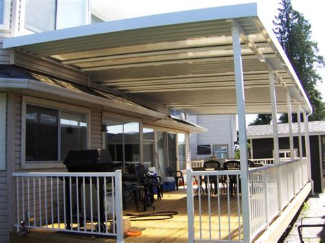 Instant Patio System by Patio Cover Photos Deck Cover Photos Railing Systems
