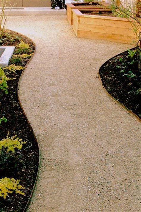 backyard gold decomposed granite path landscape ideas pinterest