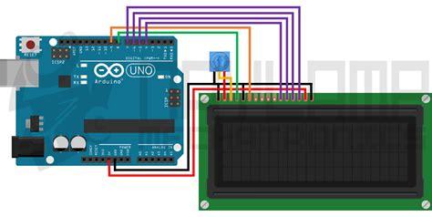 tutorial lcd com arduino tutorial lcd conectando tu arduino a un lcd1602 y lcd2004