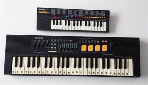 Keyboard Casio Sa 35 casio sa 1 pocket keyboard 1989 casio mt 220 catawiki
