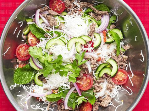 Todays Special Asian Beef Noodle Salad by Asian Beef Noodle Salad