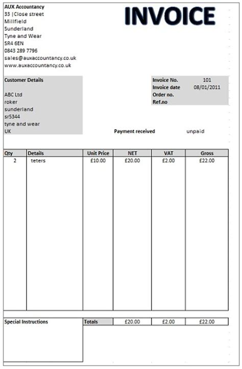 invoice template for self employed self employed invoice money at home can be done