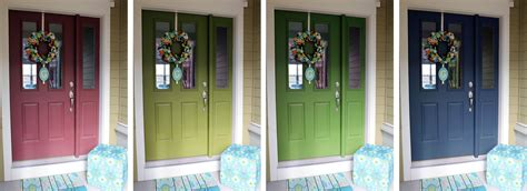 front doors inspirations best colors for front door 107 paint colors for front doors on brick