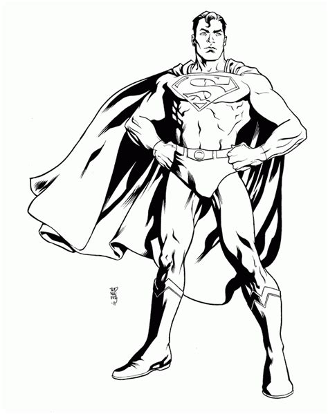 superman man of steel coloring pages free printable