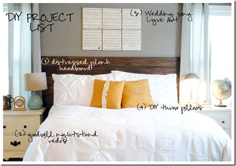 bedroom diy projects pbjstories master bedroom diy projects and shopping list