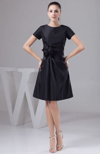 black short homecoming dress unique semi formal formal