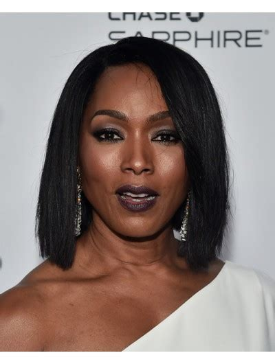 angela bassett lace hairstyles side parted wig wigs
