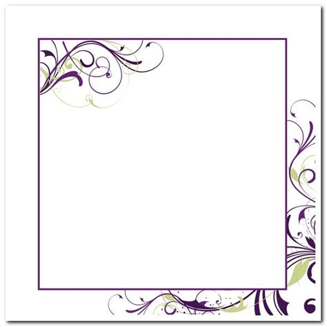 wedding blank layout blank wedding invitation layout yaseen for