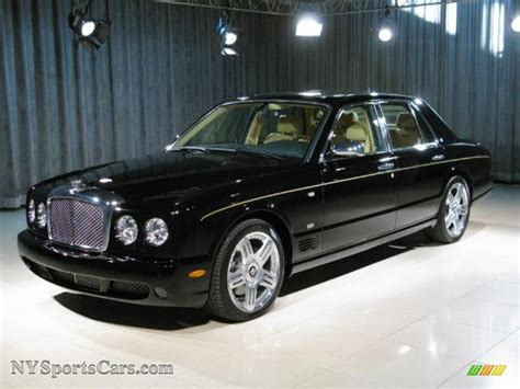 2009 bentley arnage t 2009 bentley arnage t in beluga black x14324
