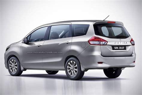 New Suzuki Ertiga Garnish Belakang Chrome Jsl Model Platinum suzuki ertiga terbaru siap menantang xpander autos id