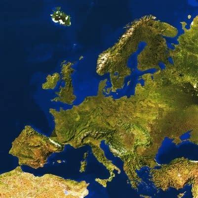 une position de carrefour en europe