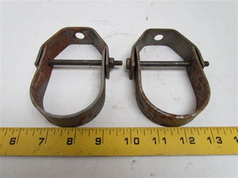 Anvil Plumbing by Anvil 260 C 260 Clevis Pipe Hanger 2 Quot Lot Of 2 Ebay