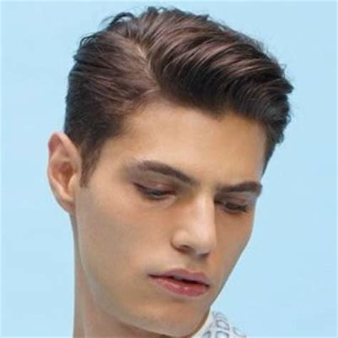 preppy hairstyles for men 5 classic preppy haircuts side parting mens hair and