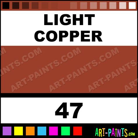light copper setacolor shimmers fabric textile paints 47 light copper paint light copper