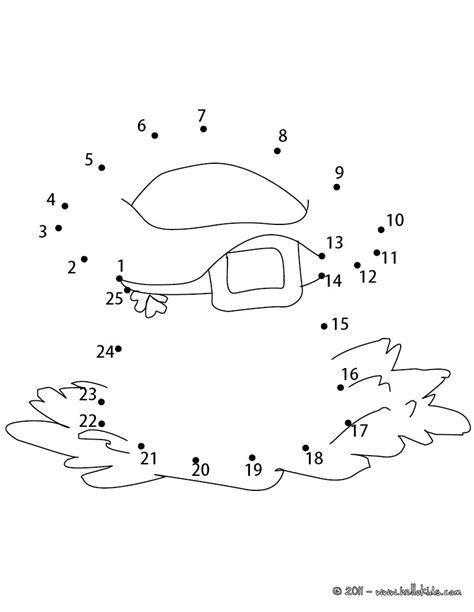 free printable dot to dot shamrock leprechaun hat easy coloring pages hellokids com