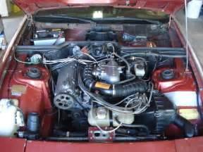 Porsche 924 Engine Porsche 924 Turbo Engine Image 40