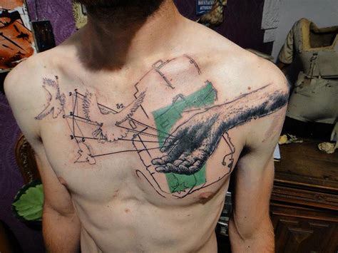tattoo on body photoshop different photoshop style tattoo you should go for 2