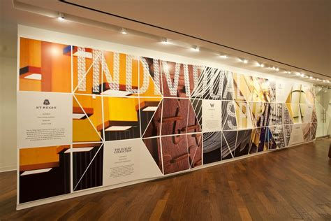 wall displays museum wall display google search history displays