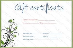 gift voucher certificate template gift certificate template fotolip rich image and