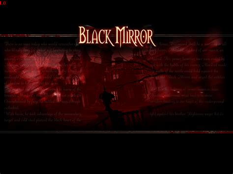 black mirror meaning the black mirror wikipedia