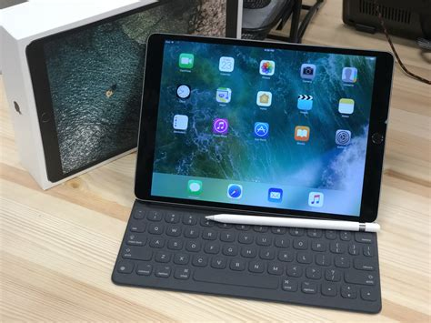 apple ipad pro preview unboxing the apple ipad pro 10 5