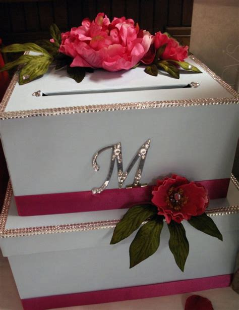 how to make a wedding card holder 11 diy wedding card boxes you can easily make weddingomania