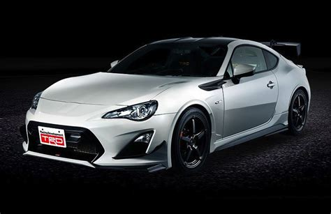 trd toyota 86 14r60 limited edition revealed for jdm