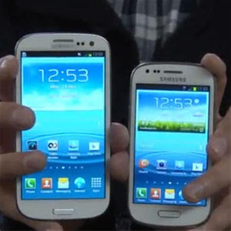 3 Mini Seluler Harga Samsung Galaxy S Iii Mini Rp 3 5 Juta Info Seluler Dan Mobile