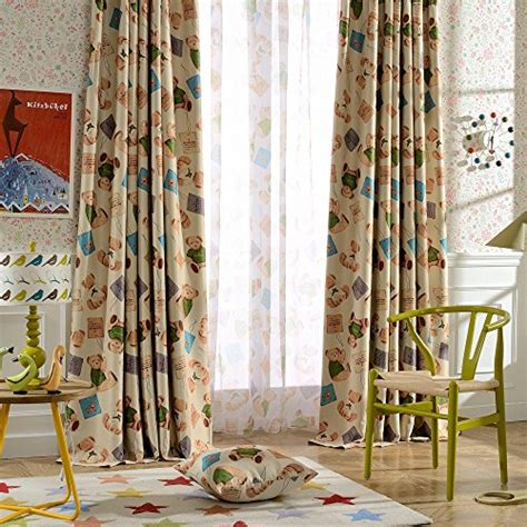 Curtains With Bears On Them Cal Drapes Cal Golden Bears Drapes