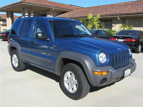 03 Jeep Liberty Mpg 2003 Jeep Liberty Freedom Edition 4dr Suv In Anaheim Ca