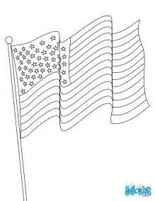 amerikanische flagge zum ausmalen de hellokids com