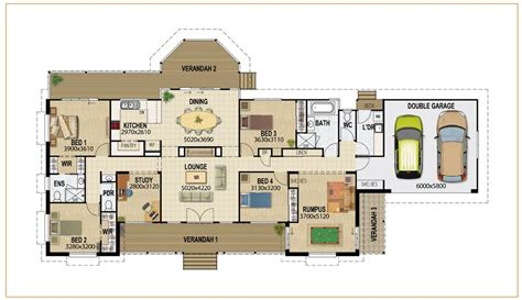 modern efficient house plans